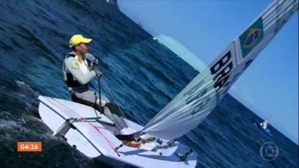 Conheça a história do velejador Robert Scheidt que disputa sua 7ª Olimpíada