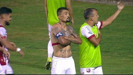 Veja o gol de Kieza no segundo jogo da final do Pernambucano