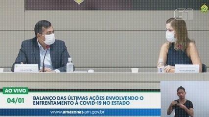 Wilson diz que Mayra Pinheiro é ponte para conseguir medicamentos do tratamento precoce