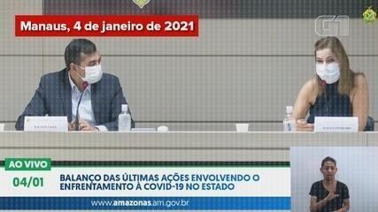 Mayra Pinheiro diz que cria sucursal do Ministério da Saúde no estado do Amazonas