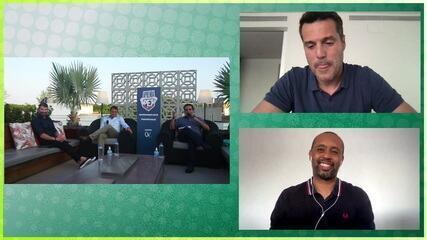 Helton comenta lance que originou o gol de falta do Pet no Carioca de 2001