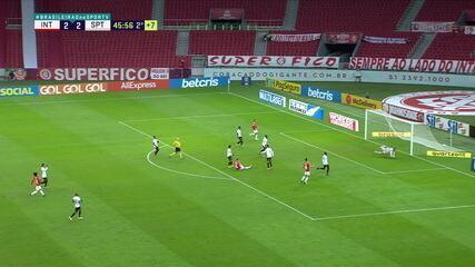 Melhores momentos de Internacional 2 x 2 Sport pela 1ª rodada do Campeonato Brasileiro