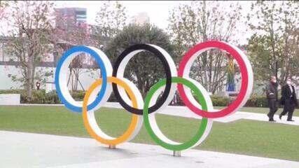 Atletas japoneses começam a ser vacinados para Jogos Olímpicos