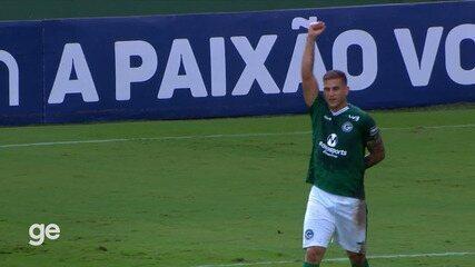 Veja os gols de Rafael Moura no Brasileirão 2020