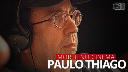 VÍDEO: Morre o cineasta Paulo Thiago, aos 75 anos