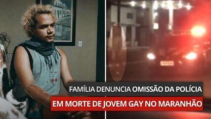 Família diz que polícia não socorreu jovem homossexual que desapareceu em rio no MA
