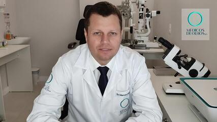 Dr. Marcelo Mendes - Programa oferece cirurgia de catarata e miopia a preços acessíveis