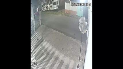 Vídeo mostra o momento dos disparos que mataram Wedson Dias