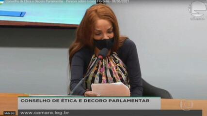 Conselho de Ética aprova perda do mandato da deputada Flordelis