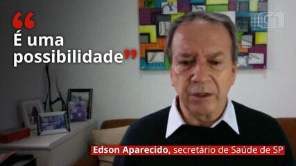 VÍDEO: Edson Aparecido fala sobre antecipar calendário de vacinação contra Covid-19 em São Paulo