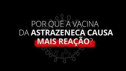 Vacina e Covid-19: Por que a vacina da Astrazeneca pode causar mais reação local?