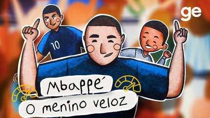 Contos da Euro: Mbappé quer chegar na frente com a França