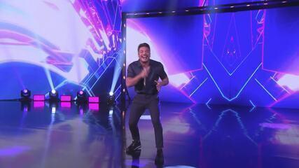Wesley Safadão canta 'Passatempo'
