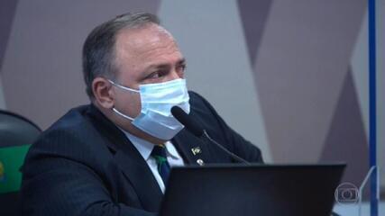 STF mantém quebra de sigilos de Pazuello, Ernesto Araújo e Mayra Pinheiro