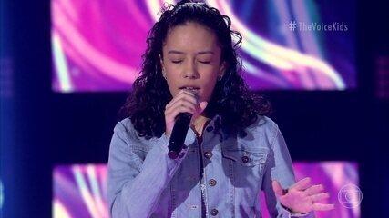 Clara Dantas canta 'Elastic Heart'