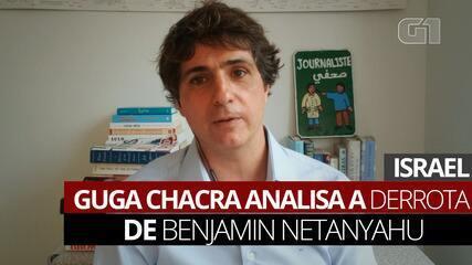 Guga Chacra analisa a derrota de Benjamin Netanyahu em Israel