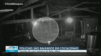 ÁUDIO: Ouça familiar de família que foi feita refém por Lázaro Barbosa