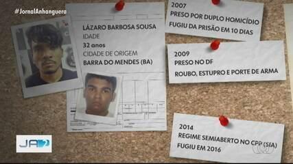 Quem é Lazaro Barbosa? Veja o perfil do criminoso