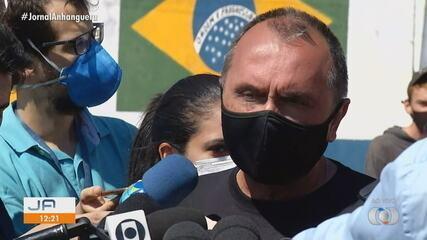 Força Nacional ajuda nas buscas ao fugitivo Lázaro Barbosa