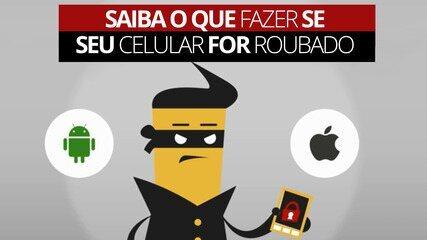 Video: aprenda qué hacer si le roban su teléfono celular