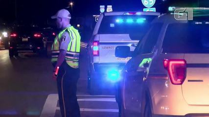 VÍDEO: Acidente de trânsito deixa mortos nos Estados Unidos