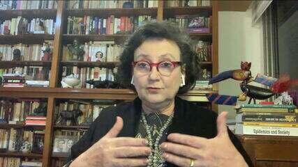 Margareth: 'Acredito que precisaremos revacinar a população toda daqui a algum tempo'