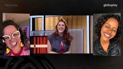'Aquecimento No Limite': Gleici Damasceno fala sobre relacionamento com Kaysar: 'Estamos conversando. Tudo pode acontecer'