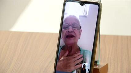 VÍDEO: 'A minha família conseguiu sair a tempo', diz parente de sobreviventes do desabamento em Miami Beach