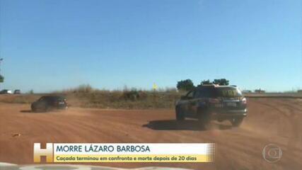 Lázaro é baleado e morto em Goiás no 20º dia de buscas