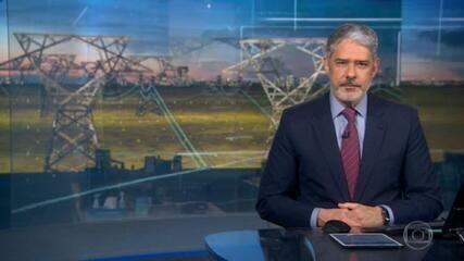Ministro Bento Albuquerque afirma que seca em hidrelétricas é a maior em 91 anos