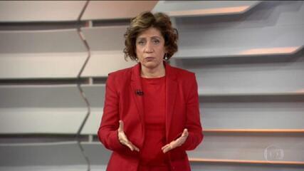 Miriam Leitão comenta reajuste na bandeira vermelha da energia elétrica