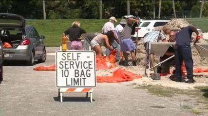 Florida residents brace for Tropical Storm Elsa