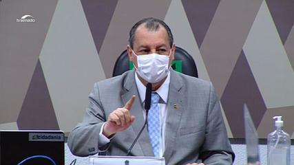 VÍDEO: CPI vai enviar carta a Bolsonaro para cobrar posição sobre acusações de Miranda