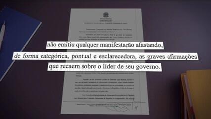 Presidente Bolsonaro ignora pedido de explicações sobre Covaxin