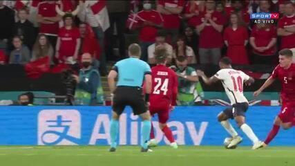 Sterling, dall'Inghilterra, è il giocatore più sfuggente dell'Euro