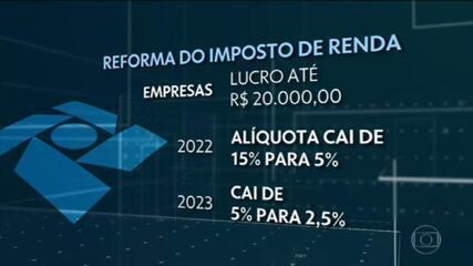 Relator da reforma do Imposto de Renda conclui texto da proposta