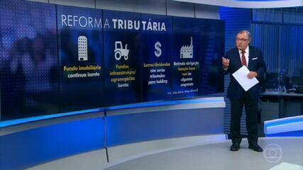 Sardenberg analisa a reação do mercado financeiro à reforma tributária e a alta no setor de serviços