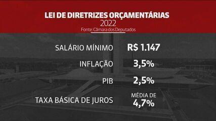 Congresso aprova texto da LDO de 2022, que triplica verba do fundo eleitoral