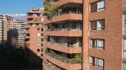 Apartamento de onde modelo caiu no Chile passou por limpeza pouco depois da morte, afirma advogado