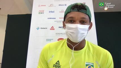 Isaquias Queiroz afirma sonhar em se tornar o maior atleta olímpico brasileiro da história