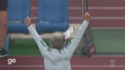 Fez história! Marta faz dois gols e é a primeira jogadora a marcar em cinco Olimpíadas