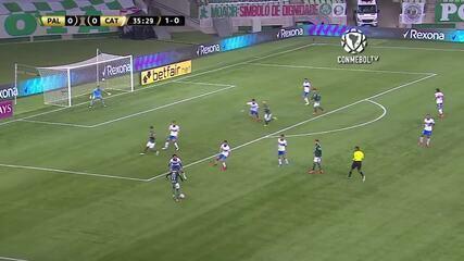 Melhores momentos: Palmeiras 1 x 0 Universidad Católica, pela Libertadores