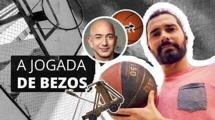 O que a ida de Bezos ao espaço e um arremesso de basquete tem em comum