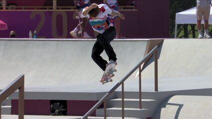 Yuto Horigome leva o primeiro ouro do skate no street masculino nos Jogos de Tóquio