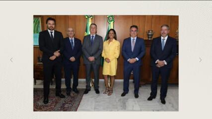 Ciro Nogueira posta foto com Bolsonaro, Lira e ministros: 'Feliz em fazer parte desse grande time'