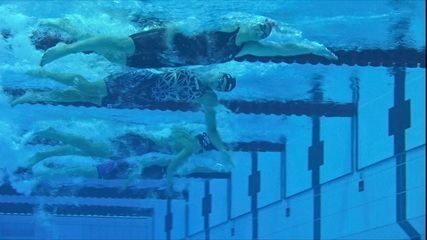 Yui Ohashi (JAP) leva o ouro nos 200m medley feminino na natação dos Jogos de Tóquio