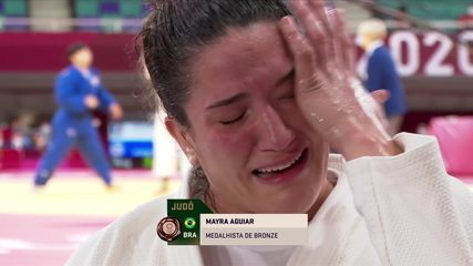 """Mayra Aguiar se emociona ao lembrar período difícil: """"Acho que é a conquista mais importante"""""""