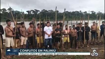 Indígenas voltam a sofrer ameaças de garimpeiros na Terra Yanomami