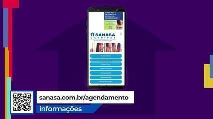 Sanasa oferece comodidade à população com serviços digitais
