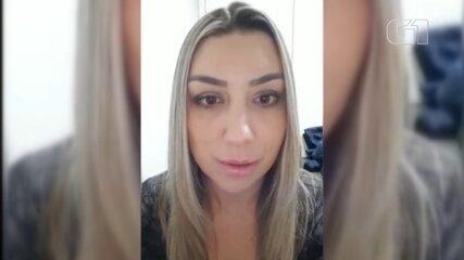 La madre de Fernandinha anunció su salida para recibir tratamiento en España